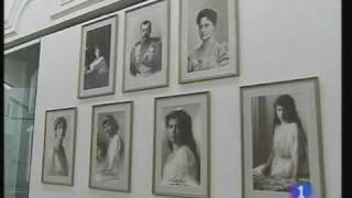 Restituyen la memoria del Zar Nicolás II