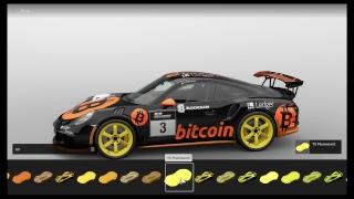 GTSport paiting my Porsche
