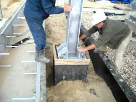Grouting For Column Part 3 Youtube