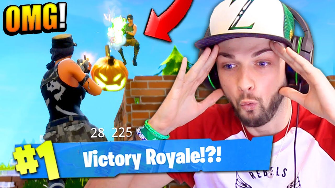 The Impossible Ending In Fortnite Battle Royale Youtube