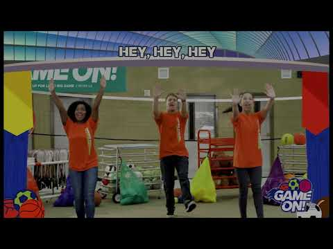 Day 3  Get In The Game: Game On VBS 2018