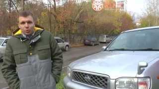Ян Семків про Nissan Terrano 2002 р. 3 л. дизель (відгуки РДМ-Імпорт)