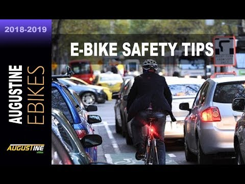 How To Handle your Ebike. Riding your Electric Bike in Traffic
