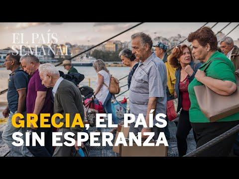 Grecia el país sin esperanza  Reportajes  El País Semanal