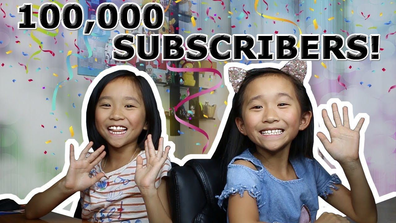 100 000 Subscriber Special Thank You Q A Janet And