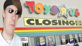 TOYS R US IS BANKRUPT