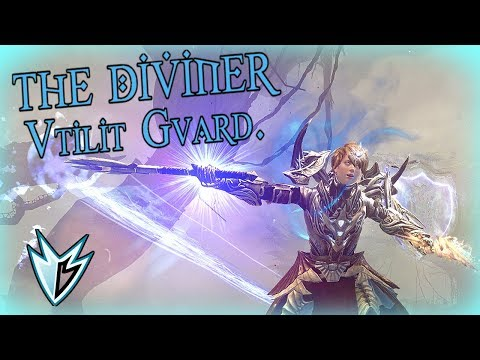 "Guild Wars 2 - ""The Diviner"" Guardian Build l Off-Meta Raid/PvE l thumbnail"