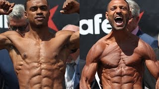 (INSANE!) KELL BROOK & ERROL SPENCE SHREDDED, RIPPED, IN THEIR PRIME; DEDICATED FIGHTERS - WHO WINS?