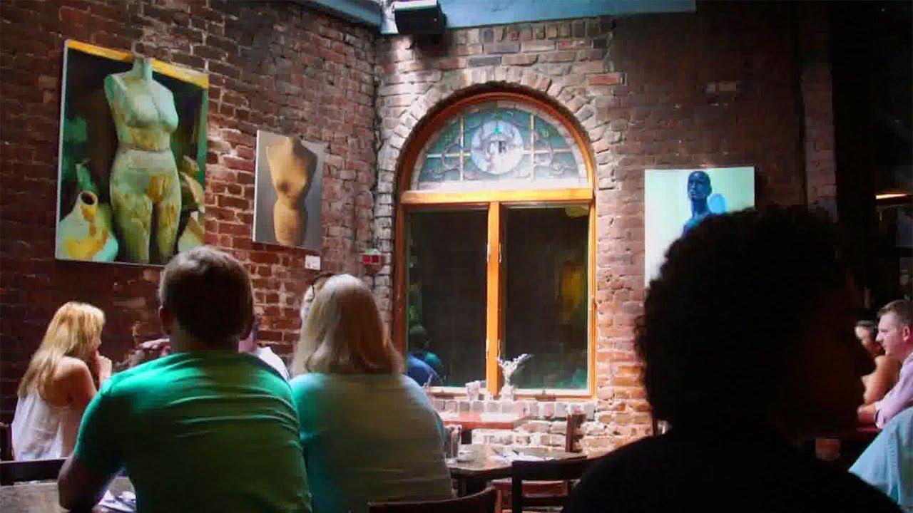 Cupping Room Café, SoHo New York City - YouTube