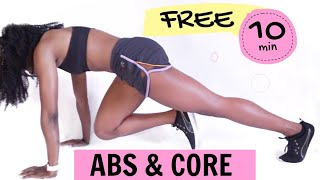ABS AND CORE WORKOUT | Koboko Fitness | Home Workout