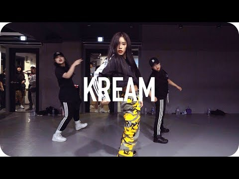 Kream -  Iggy Azalea Ft. Tyga / Minny Park Choreography
