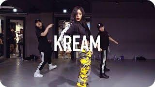 Kream -  Iggy Azalea ft. Tyga / Minny Park Choreography