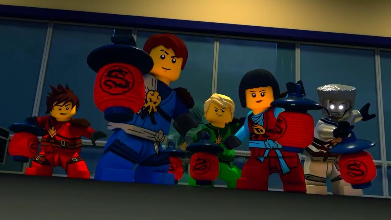   Alternate Day Of The Departed   LEGO Ninjago (Chinese ...