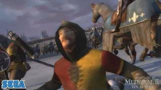 Medieval II: Total War PC Games Trailer - The French