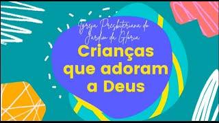 EBD IPJG Crianças Maiores - Evangelho de Marcos 6:32-46 - 25/07/21