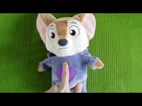 Finnick 2-1 Toy, Adult Voice (Zootopia / Zoomania)