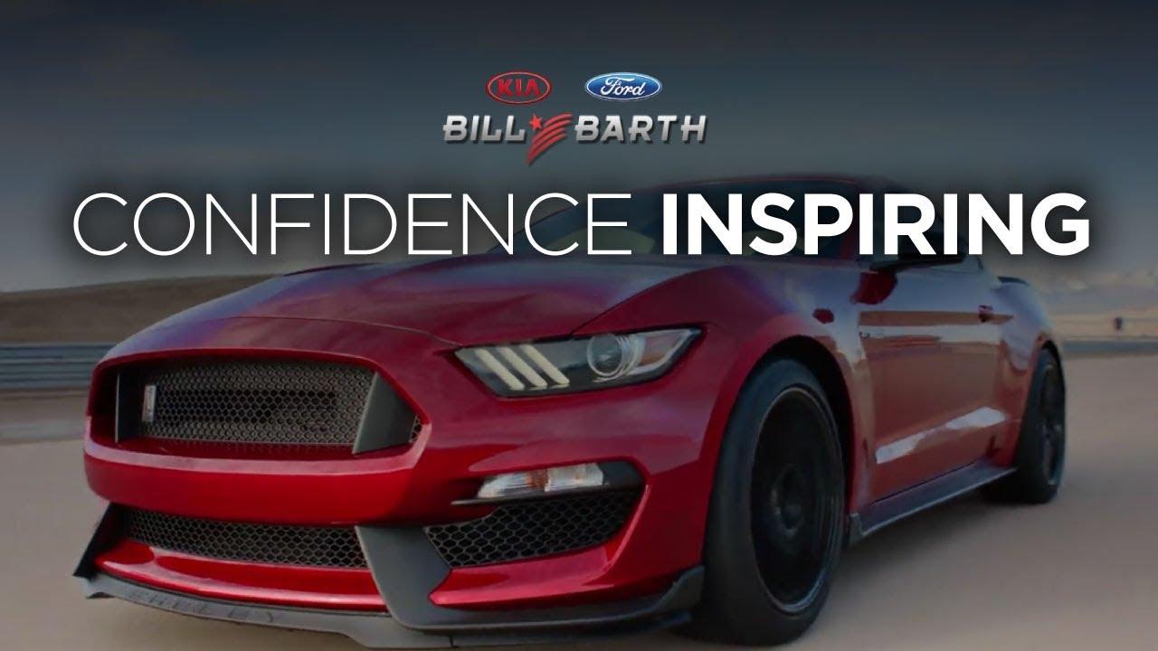 Bill Barth Ford >> Bill Barth Ford Gt350 Is Confidence Inspiring Ford Motors