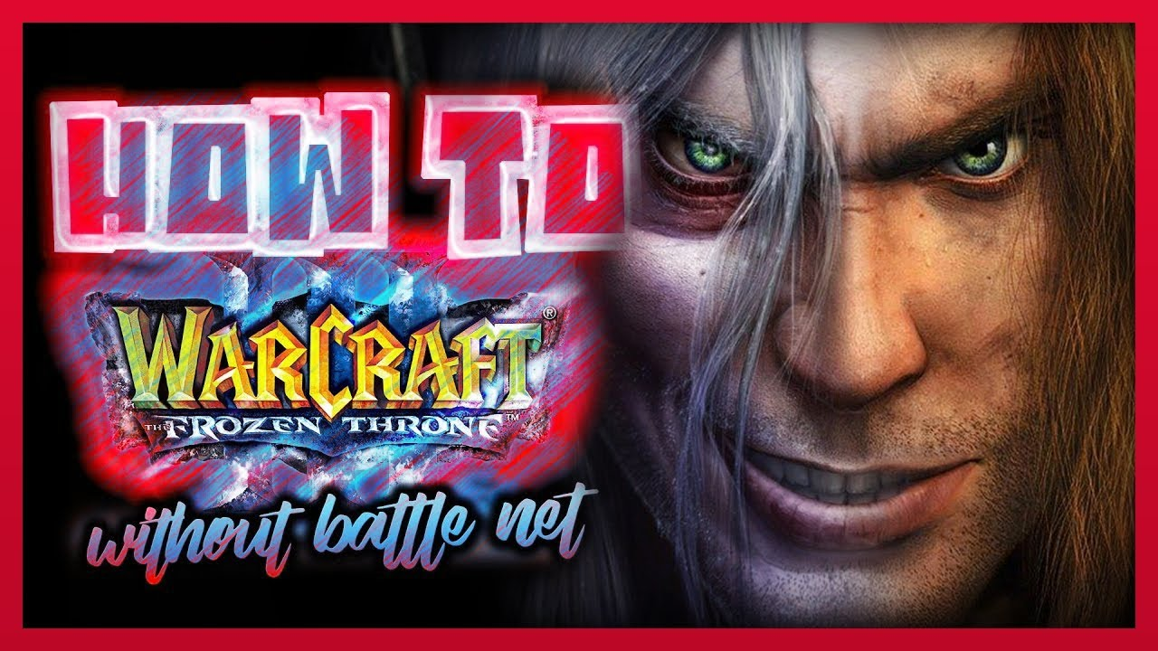 How to play Frozen Throne online FREE ? (Without Battlenet 2020)