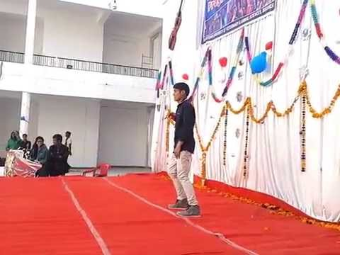 Best Break Dance in college  fresher