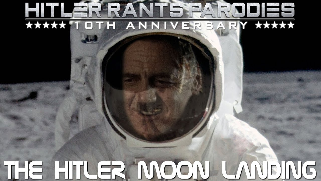 The Hitler Moon Landing