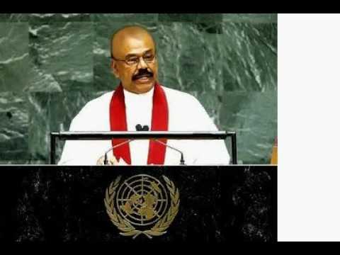 Sri Lanka Terrorist Mahinda Rajapaksa New Hair Style