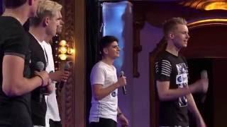 Se hela Feliks Pariks och William Forslings grupp-framträdande - Idol 2016 Sverige (TV4) thumbnail