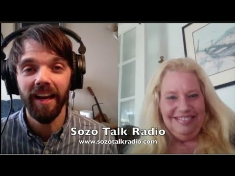 Sharon Milliman, a Near Death Experience (NDE) - SOZO EP0010