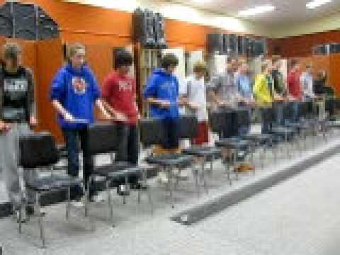 Fergus High School Percussion Ensamble #3