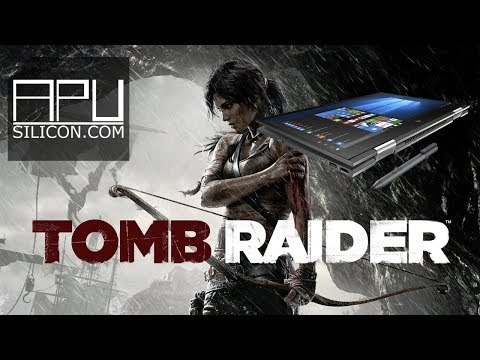 Tomb Raider 2013 [ HP Envy X360 ][ Ryzen 5 2500U ][ 17.7 ]