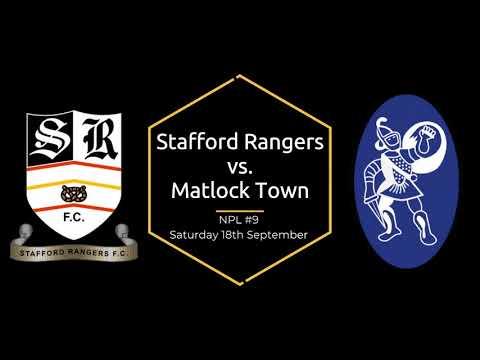 Stafford Matlock Goals And Highlights
