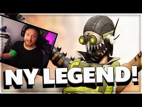 NY LEGEND - OCTANE Apex Legends På Svenska