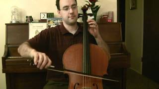 Cello 2: Theme from Witches Dance