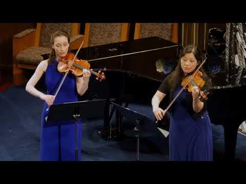 J.M Leclair - Sonata for Two Violins in e minor, Op.3 No.5