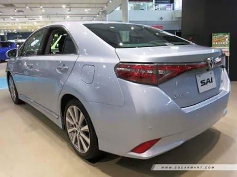 Toyota Sai New Model Coming Soon Youtube