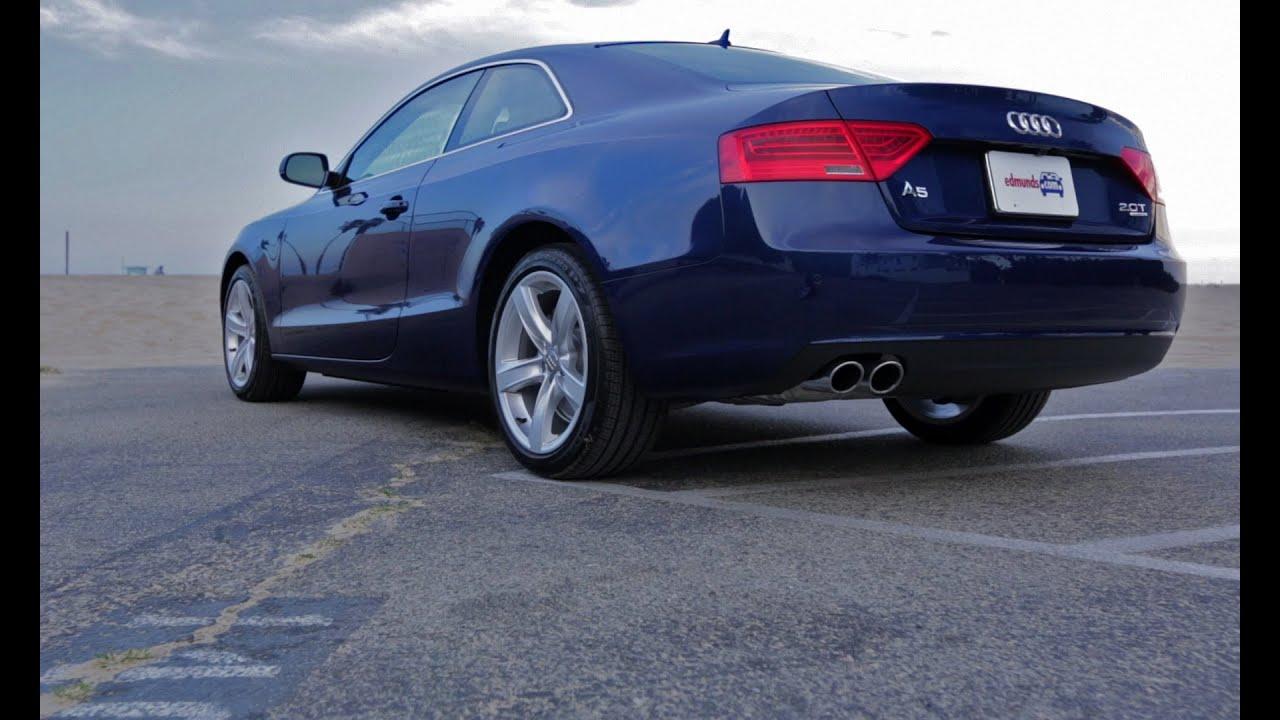 2014 Audi A5 Review Edmunds Com Youtube