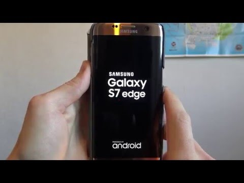 How to Reset a Frozen Samsung Galaxy S7 and S7 Edge