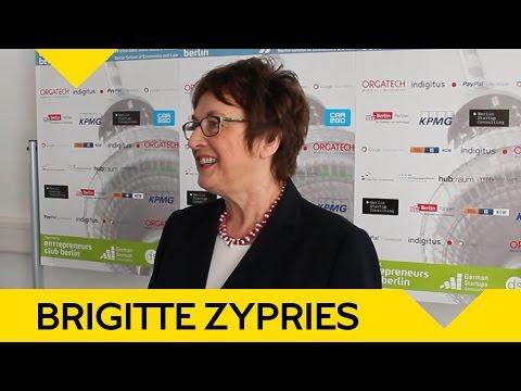 Staat-up - So will Brigitte Zypries jungen Unternehmen helfen