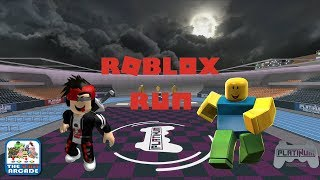Roblox Run: Halloween Update - Run Your Way Through Eerie Tracks (Xbox One Gameplay)