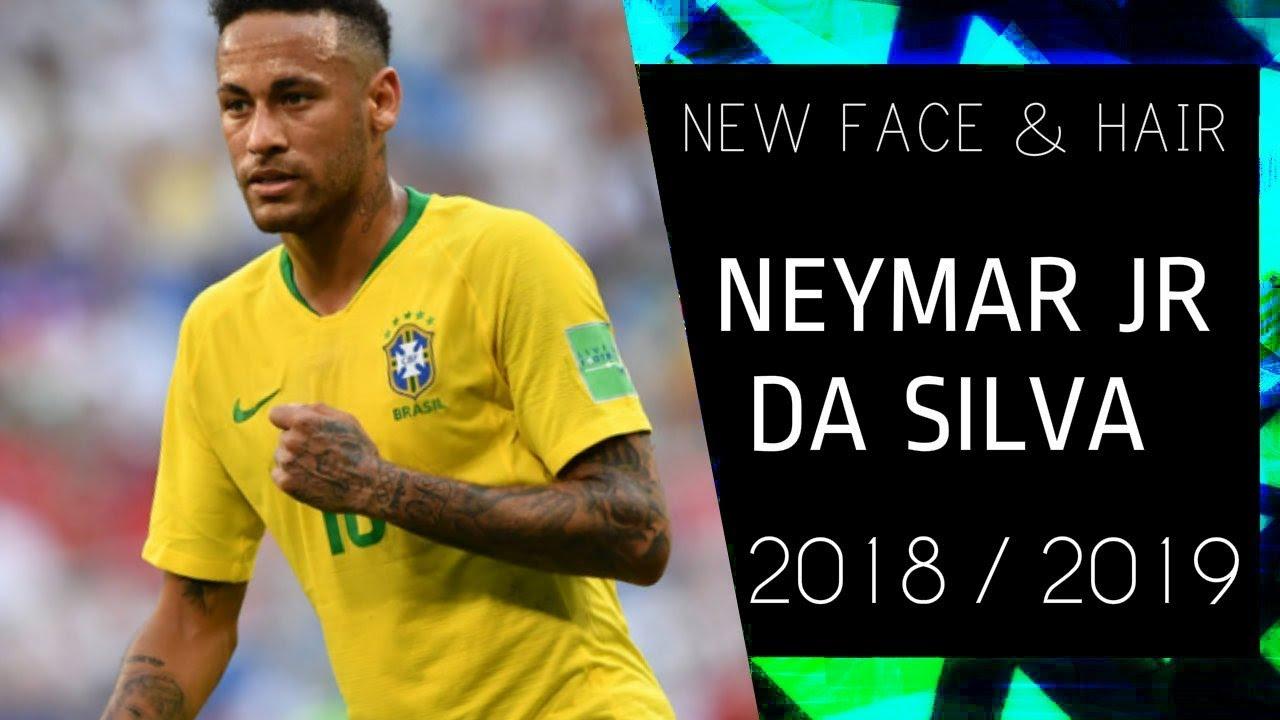 Pes 2013 New Face Hair Neymar Jr Da Silva 2017 Cute766