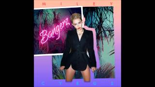 Miley Cyrus On My Own Audio