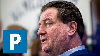 RAW: Canucks GM Jim Benning on upcoming 2019 draft | The Province