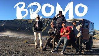BROMO Mountain | Cinematic Travel Video