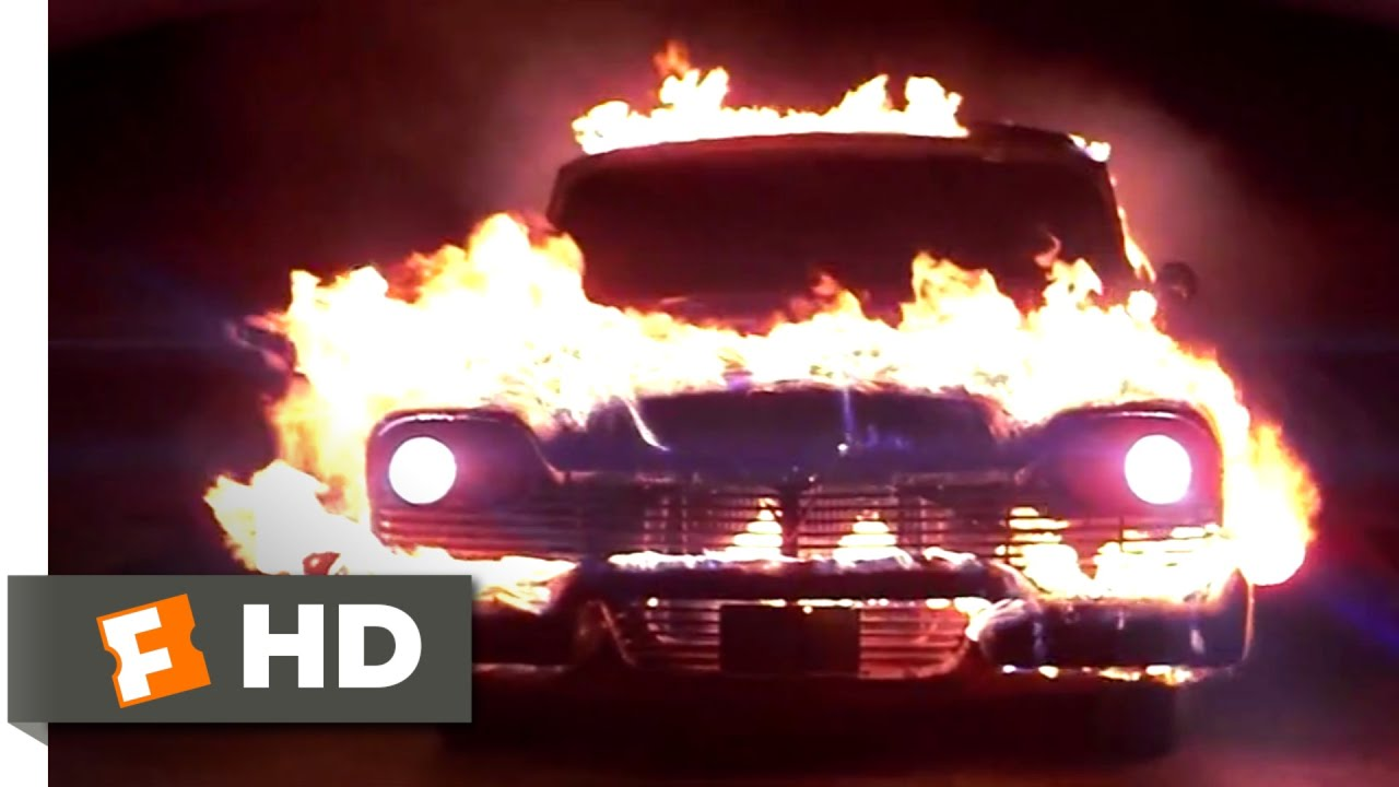 Christine 1983 The Fiery Fury Scene 6 10 Movieclips