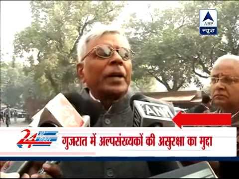 JD(U) backs PM's remarks on plight of minorities in Gujarat