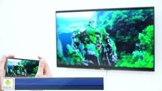Hệ điều hành Android Tivi Sony - dienmay121