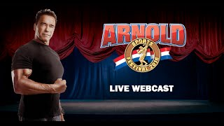 LIVE Exclusive Arnold Classic 2016 Back Stage