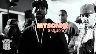 SMACK/ URL CYPHER: OUN P, MYSONNE, AUDRA THE RAPPER, SERIUS JONES