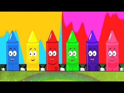 crayons couleurs chanson