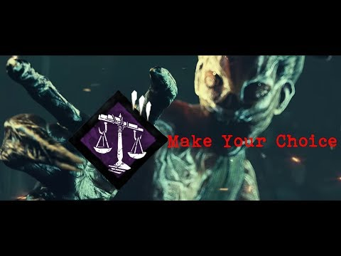Dead by Daylight - Hag with Make Your Choice