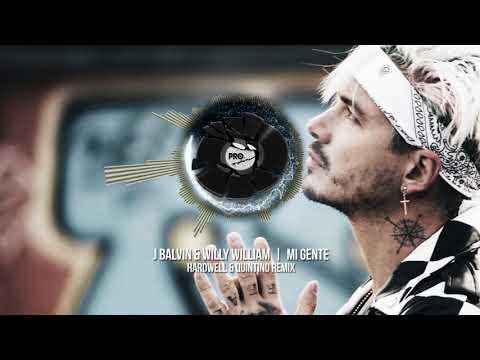 J. Balvin, Willy William - Mi Gente (Hardwell & Quintino Remix)
